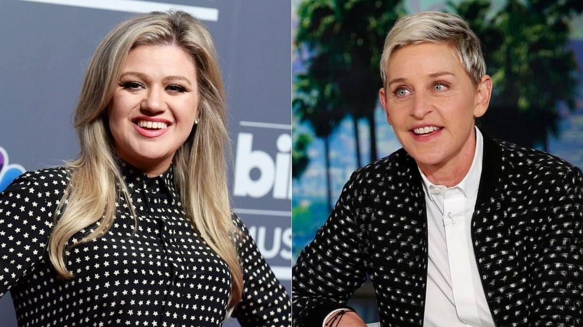 Kelly Clarkson to take over Ellen DeGeneres' daytime TV slot in 2022