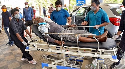 Signs of ebbing of COVID second wave in J'khand; deaths plunge to 48