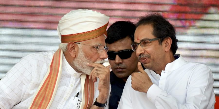 PM's praise follows war of words on Covid-19 handling in Maharashtra