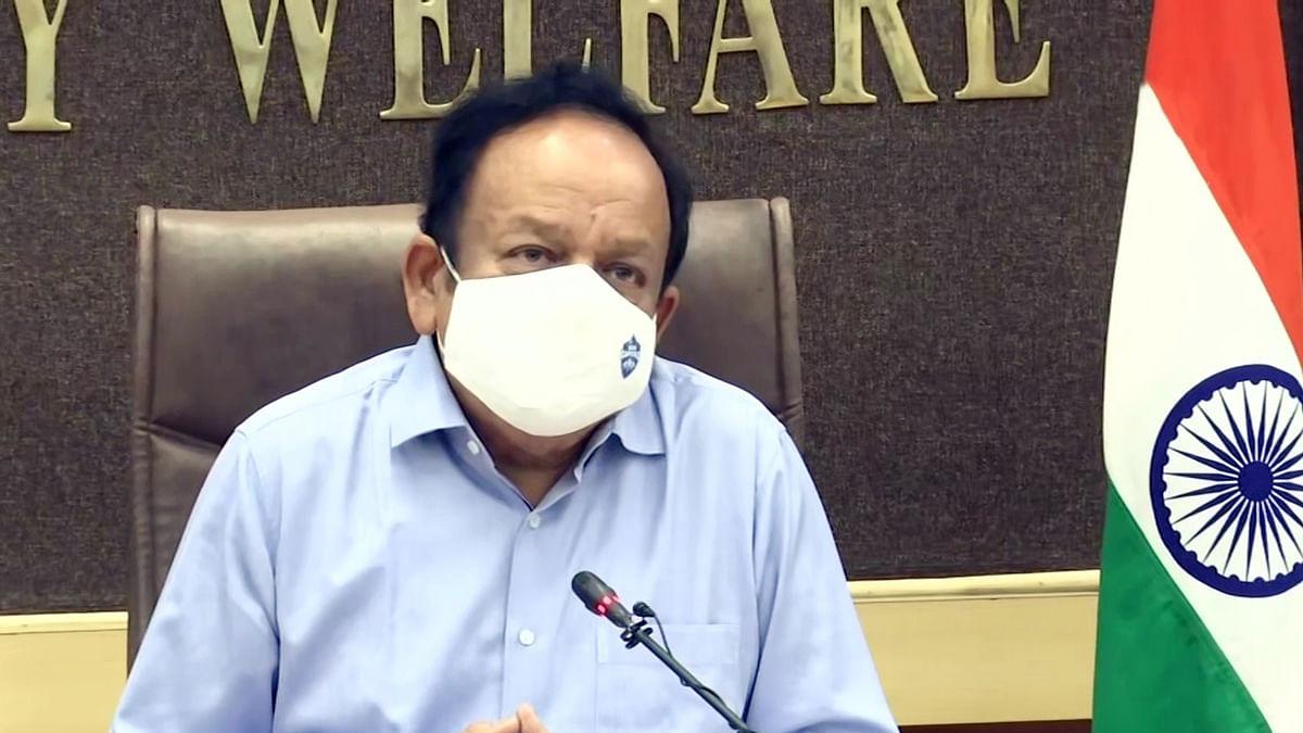 'Narrow politics': Harsh Vardhan as states demand increase in COVID-19 vaccine quota