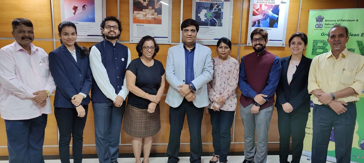 HPCL recognized with coveted Media360 Awards