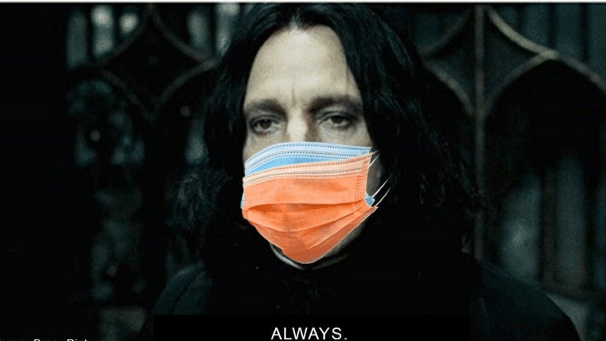 'Do you solemnly swear to be all good?': Mumbai police has THIS 'Harry Potter' message for you
