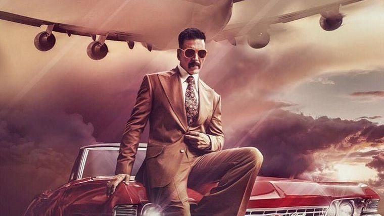 Akshay Kumar, Vaani Kapoor's 'Bell Bottom' to release in theatres in July