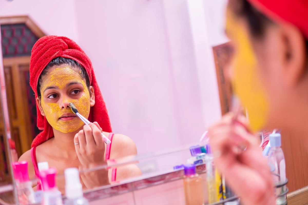 Look flawless in lockdown with these DIY skin and hair care tips
