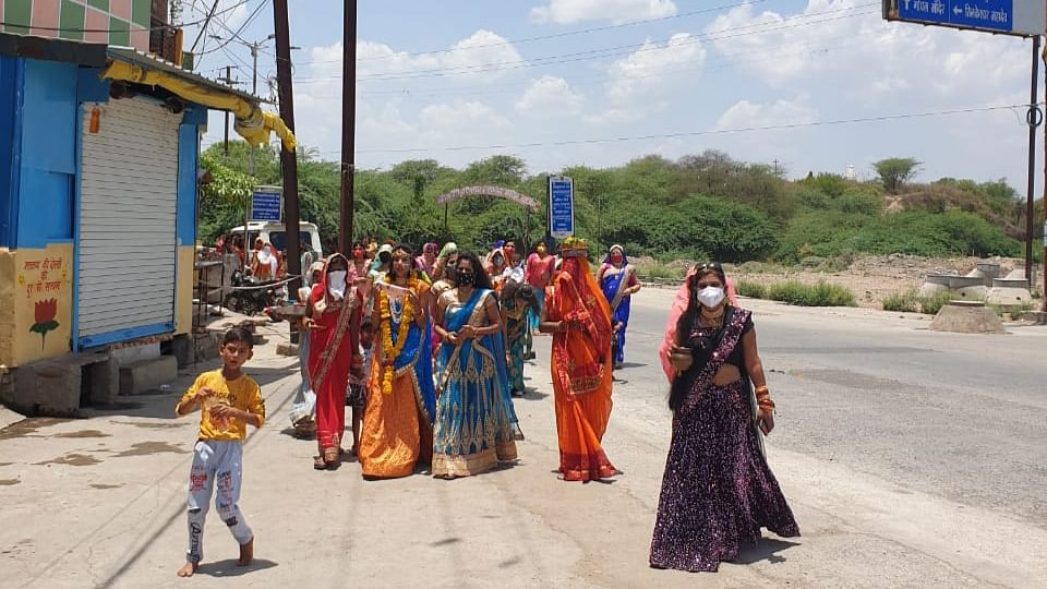 Ujjain: Wedding organisers booked for flouitng Corona Curfew norms