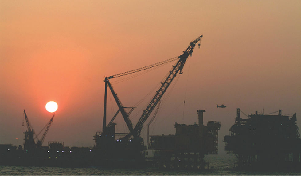 Bombay High Barge which had de-anchored due to Cyclone Tauktae has been 'steadied': ONGC