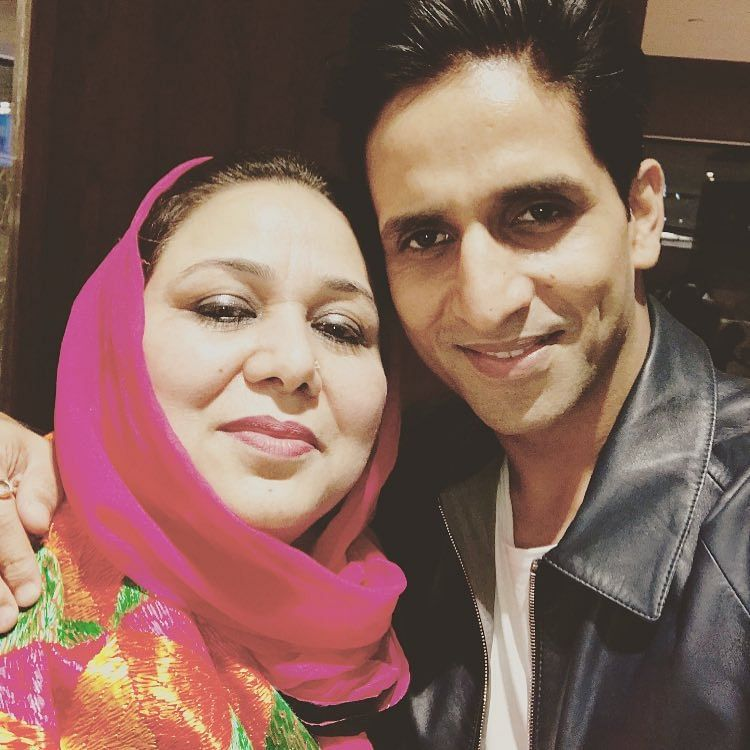 Mother's Day 2021: 'She rises like a Phoenix and puts everything in perspective for us', says Arslan Goni