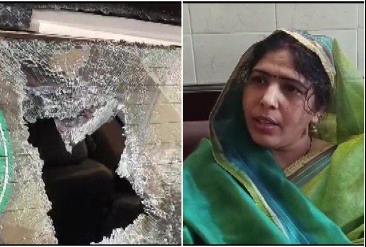 Rajasthan: BJP MP Ranjita Koli attacked by unknown men in Bharatpur