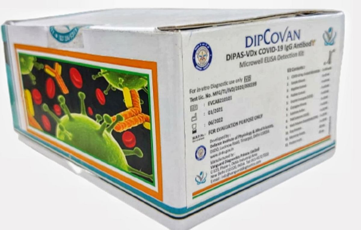 DRDO develops antibody detection kit 'DIPCOVAN': Turn-around-time, shelf life, cost; here's all you need to know