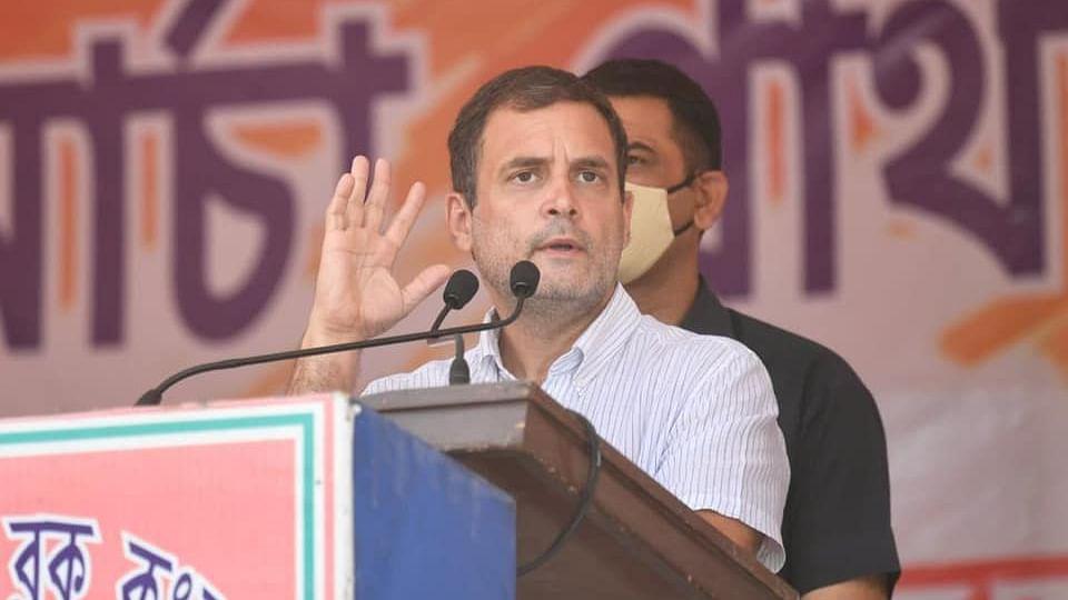 Rahul Gandhi/Facebook