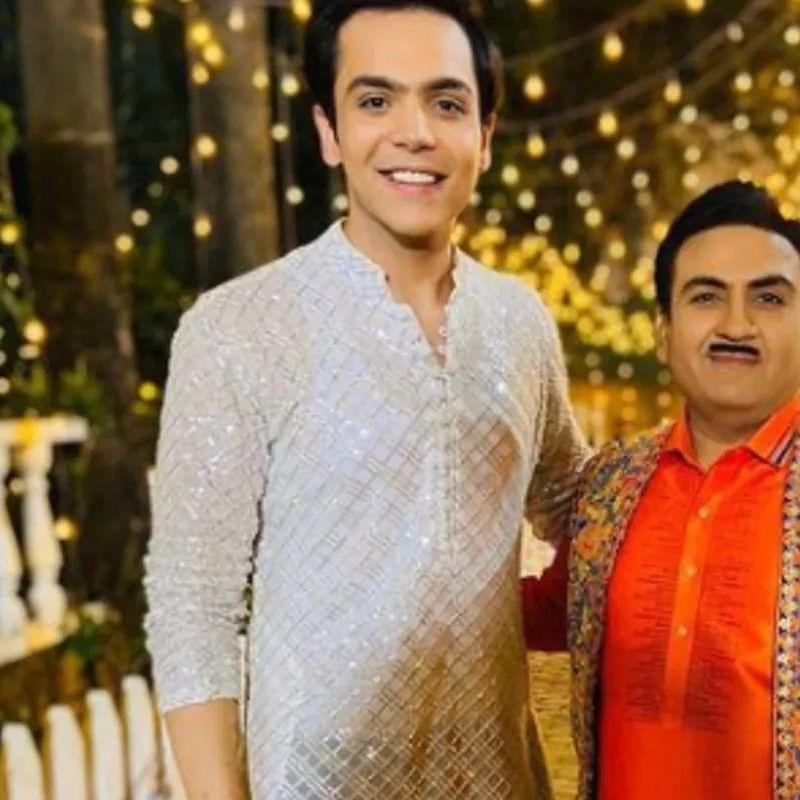 'Cooked up stories': 'Taarak Mehta Ka Ooltah Chasmah' actor Raj Anadkat rubbishes reports of tiff with Dilip Joshi