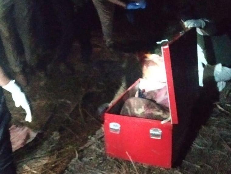 Mumbra: Dead body found in trunk near Diva creek