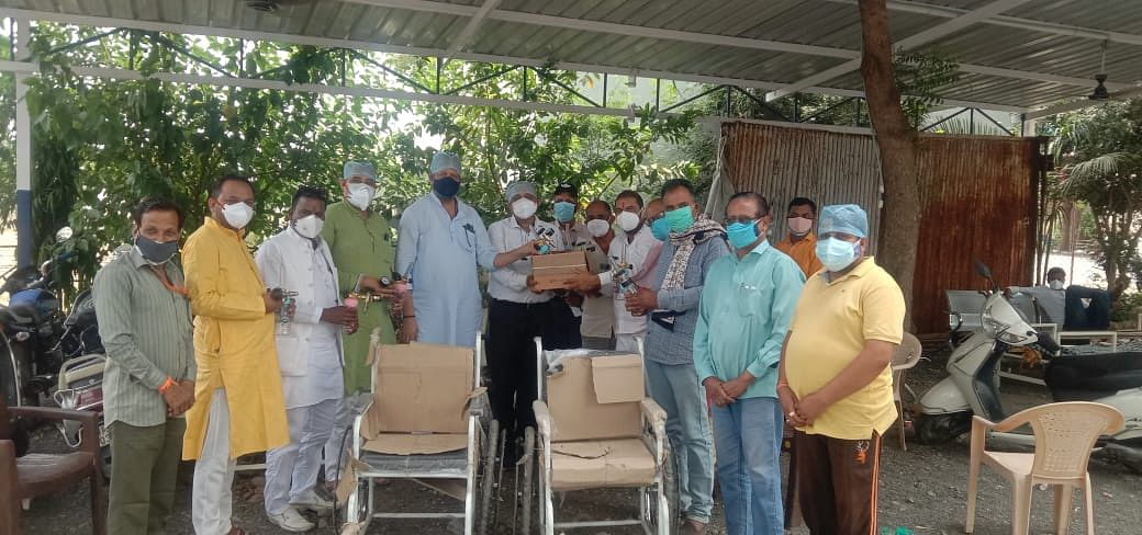 Madhya Pradesh: Oxygen plant launched in Jaora