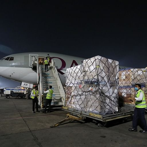 COVID-19: India receives consignments of rapid testing kits, negative pressure carriers from South Korea