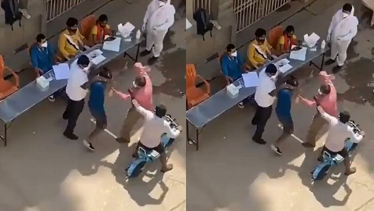Bengaluru: Video of BBMP officials thrashing teenager for refusing COVID-19 test goes viral; enquiry ordered