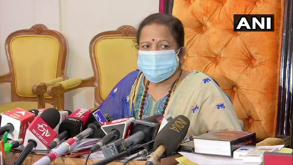 Created war room to monitor COVID-19 situation in the city: Mumbai Mayor Kishori Pednekar