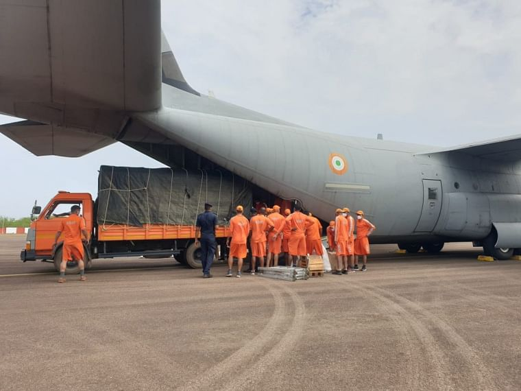 Cyclone Tauktae: Here's how Indian Air Force is bracing up for the storm