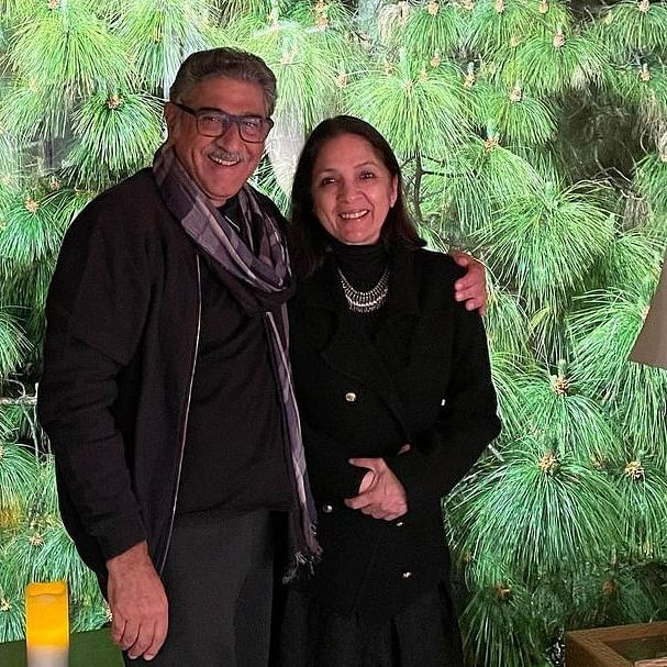 'Lived like husband and wife for the first time during lockdown': Neena Gupta opens on her marriage with Vivek Mehra