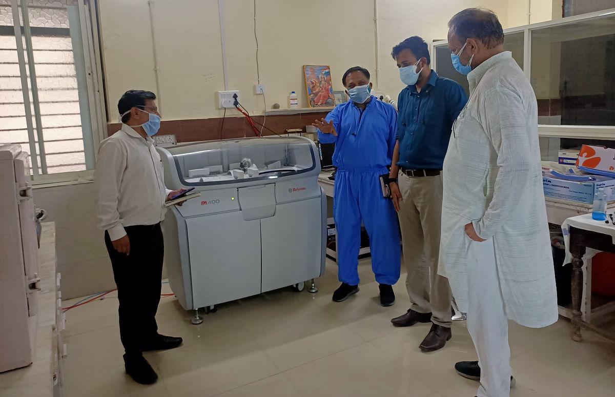 Madhya Pradesh: Jaora Civil Hospital to have 10-bed ICU