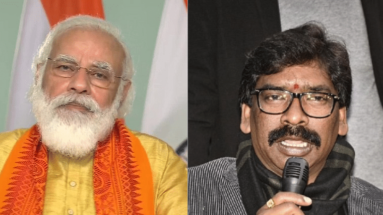 Modi only delivered 'Mann ki Baat': Jharkhand CM Hemant Soren after telephonic conversation with PM