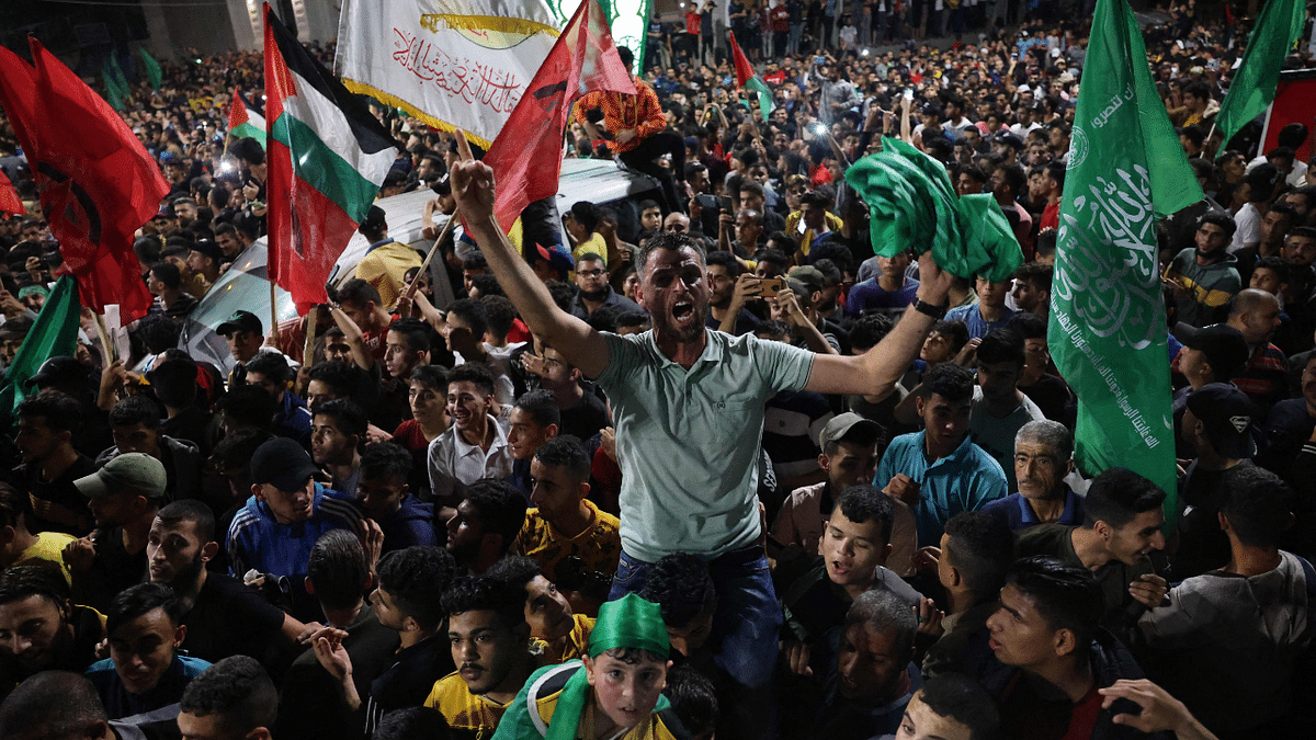 'Is this a dream or an end of a nightmare?': World welcomes Israel-Hamas ceasefire; Palestinians celebrate