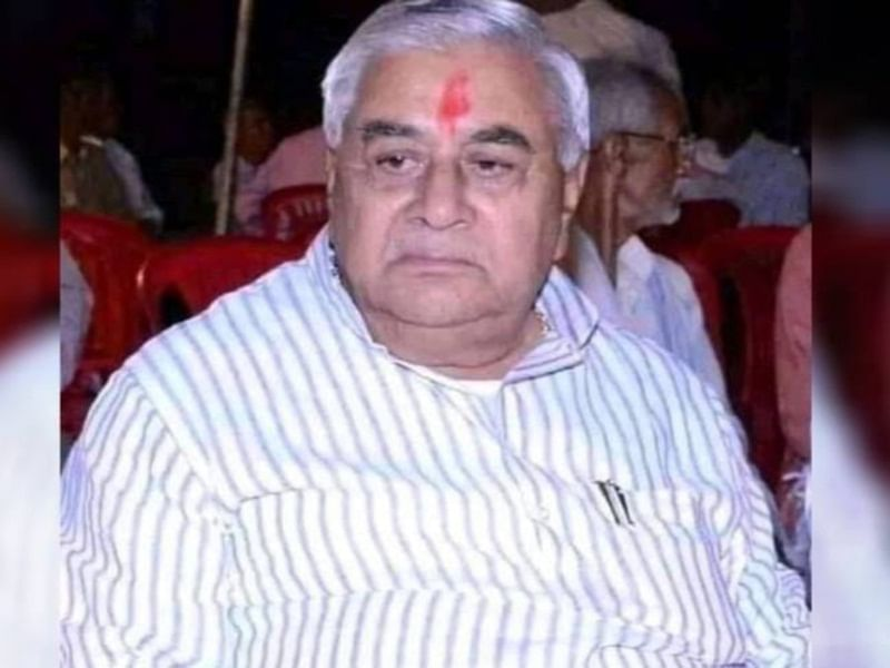 Bhopal: BJP legislator from Raigaon Jugal Kishore Bagri dies of Covid-19