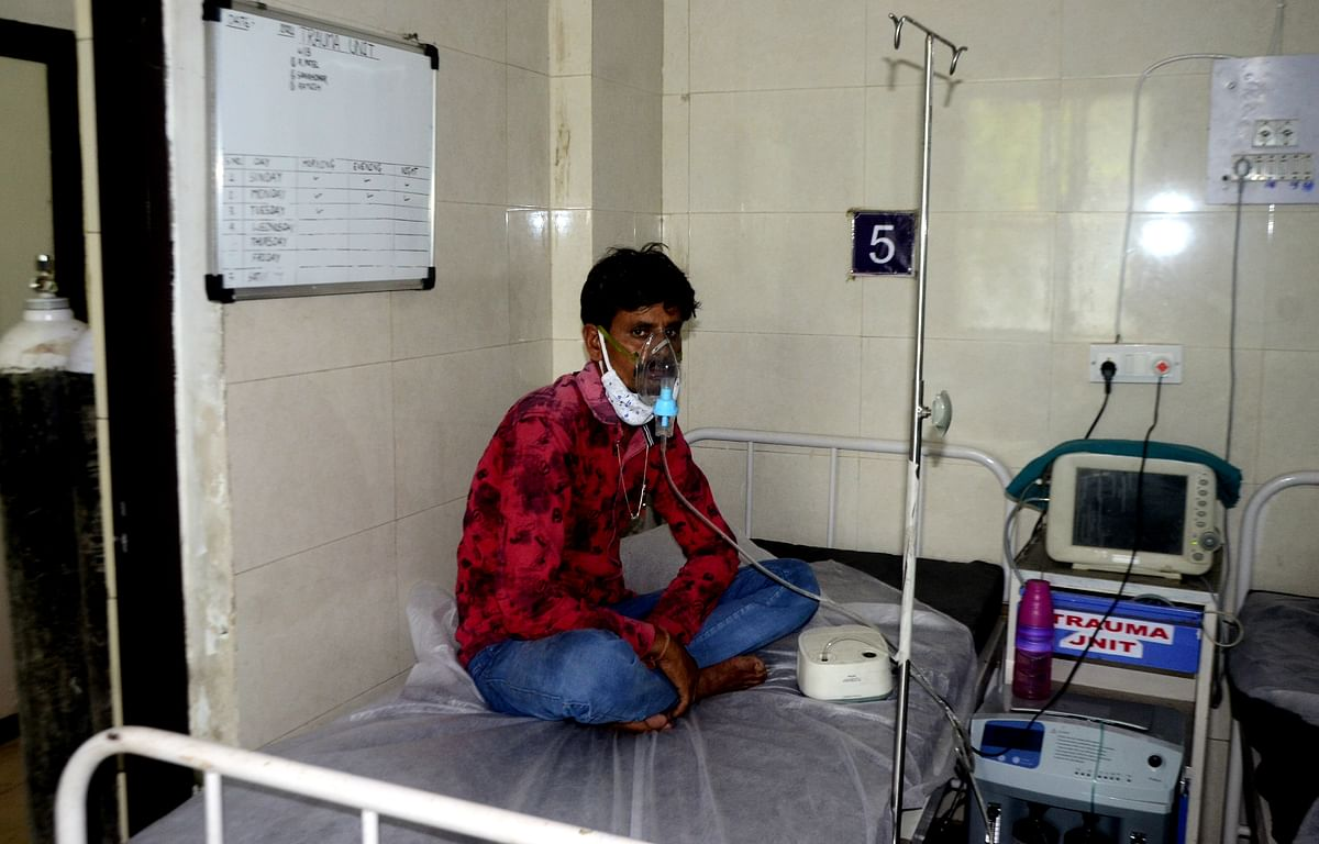 Bhopal: Active cases now below 50K in state, relief as positivity rate at 3.3 percent