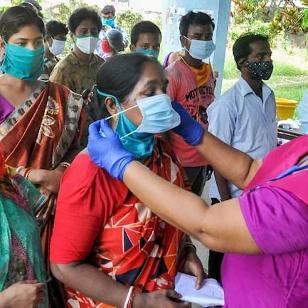 Study shows 50% people still do not wear masks, says Health Ministry