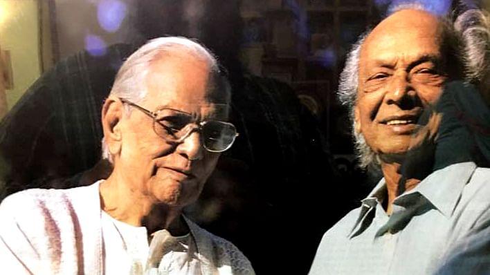 Majrooh Sultanpuri and Naushad