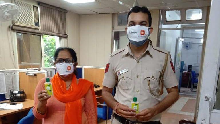 COVID-19: Xiaomi India donates 1,000 masks and 1,000 sanitisers across Delhi