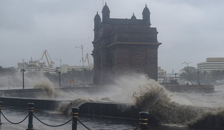 Cyclone Tauktae: IMD predicts moderate to intense rain for Mumbai; two dead in Palghar and one in Thane