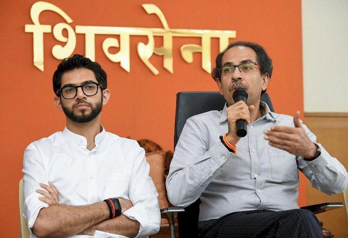 'Marathi Mansacha Aawaj': Wishes pour in for Shiv Sena as party turns 55