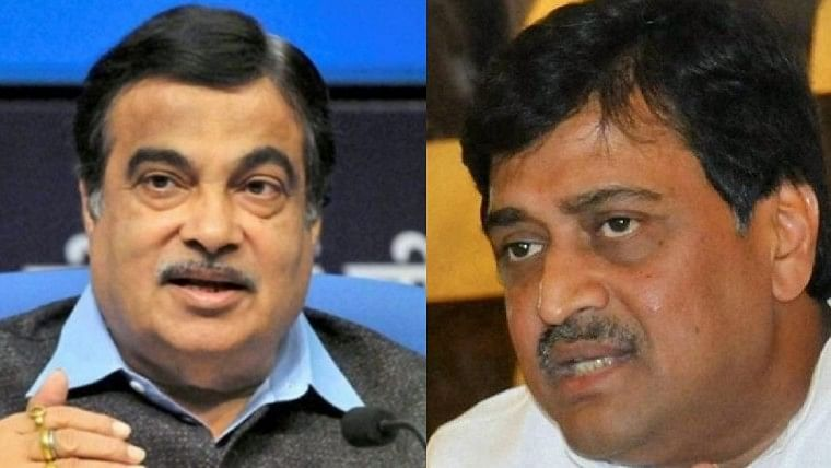'Right man in wrong party': Maharashtra Minister Ashok Chavan praises Nitin Gadkari