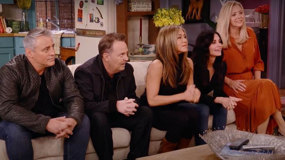 'Friends: The Reunion': When and where to watch in India?