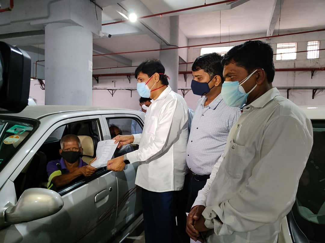 Good news for Punekars! Ajit Pawar inaugurates first drive-in COVID-19 vaccination centre in city