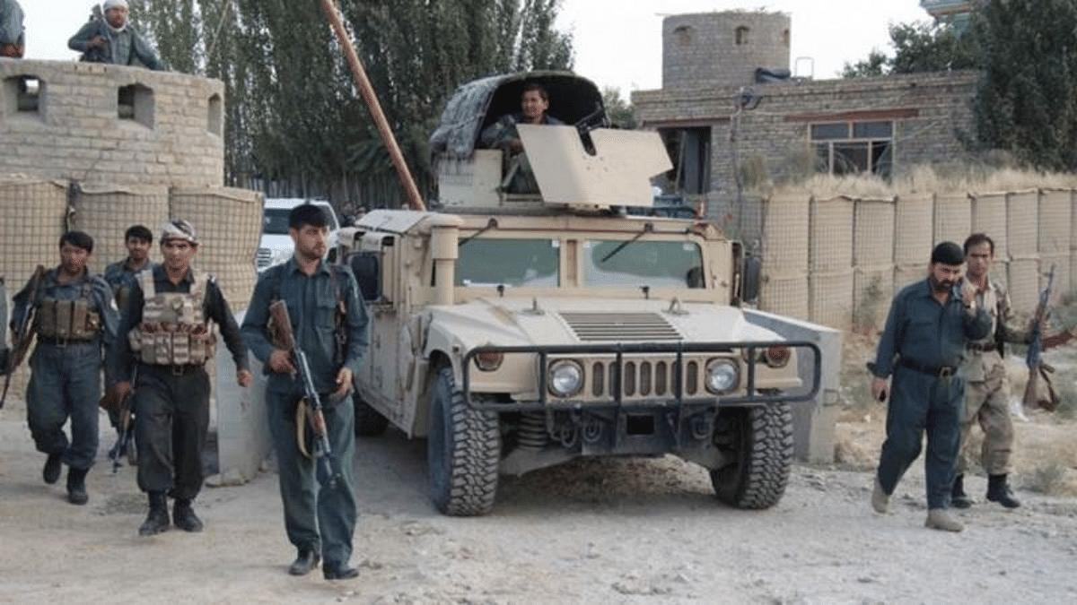 Afghan Police Force