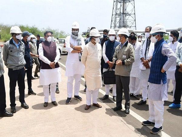 Bina Refinery will provide 25 MT oxygen to Madhya Pradesh on daily basis, says union minister Dharmendra Pradhan