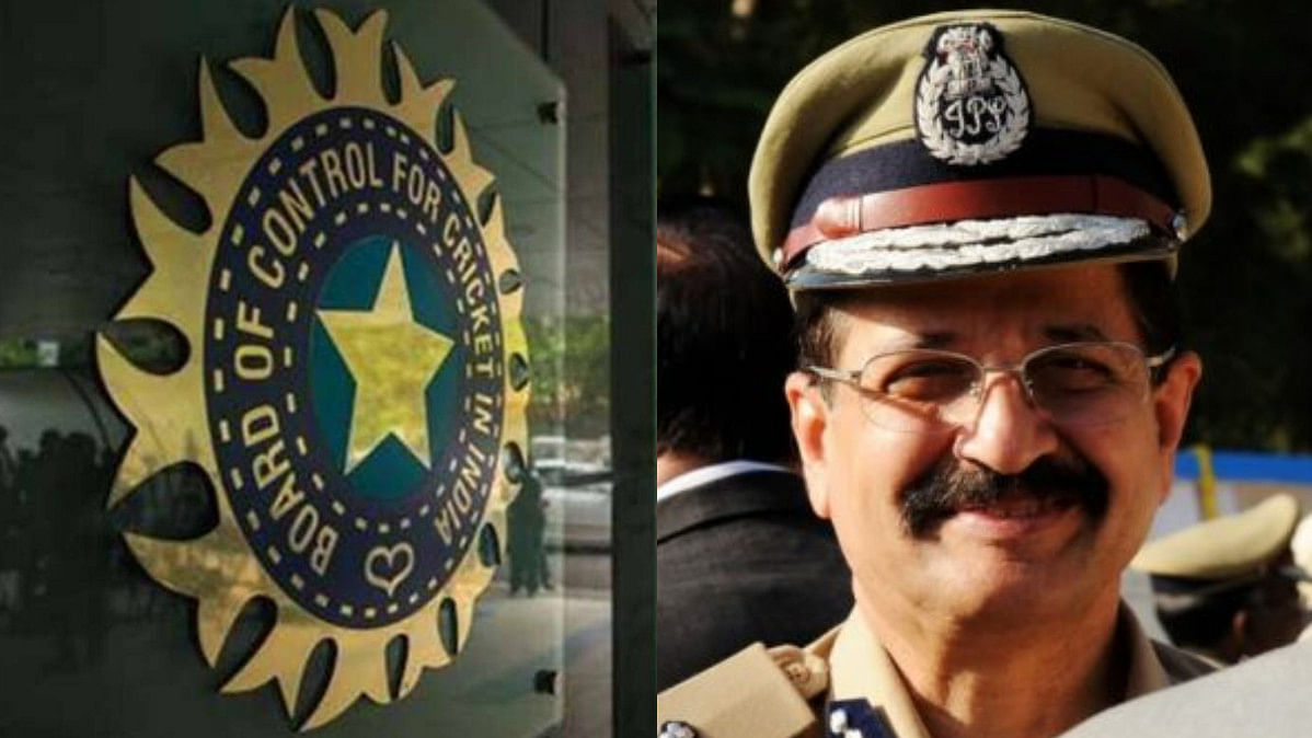 BCCI's Anti-Corruption Unit chief Shabbir Hussain Shekhadam Khandwawala