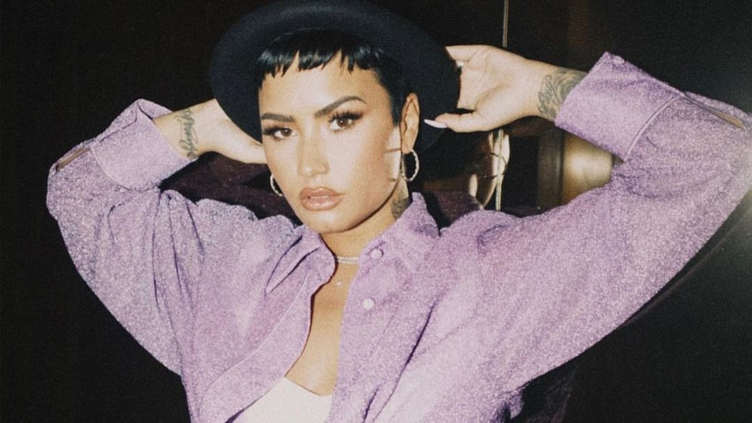 Demi Lovato comes out as non-binary, says 'will officially be changing my pronouns to they/them'