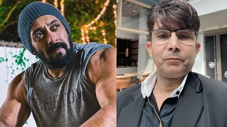 Kamaal R Khan sued for 'defamatory allegations' not for 'Radhe' review, clarifies superstar's legal team