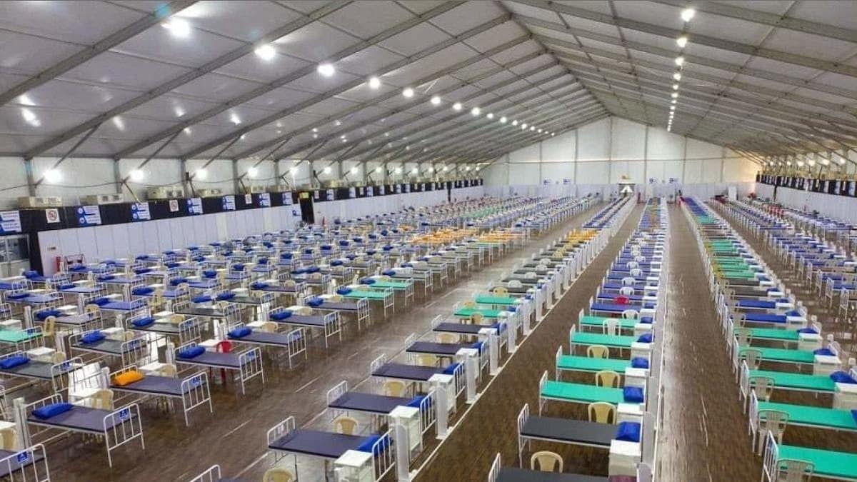 Nagda: Hotel converts into Covid care centre but administration fails to start same facility at Bima Hospital