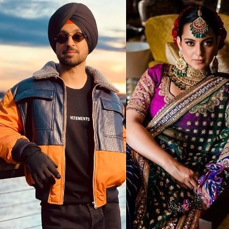 Twitter Suspends Kangana: From Diljit Dosanjh to Taapsee Pannu - celebs and their feuds with the actress