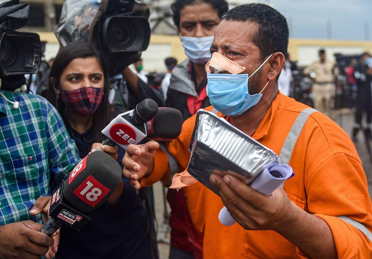 ONGC's barge P305 tragedy: Maharashtra Congress demands resignation of Minister of Petroleum Dharmendra Pradhan