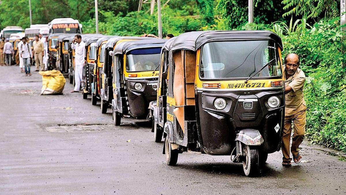 Rs 1,500 assistance: Maharashtra Rickshaw unions form groups to tackle chaos, fraud
