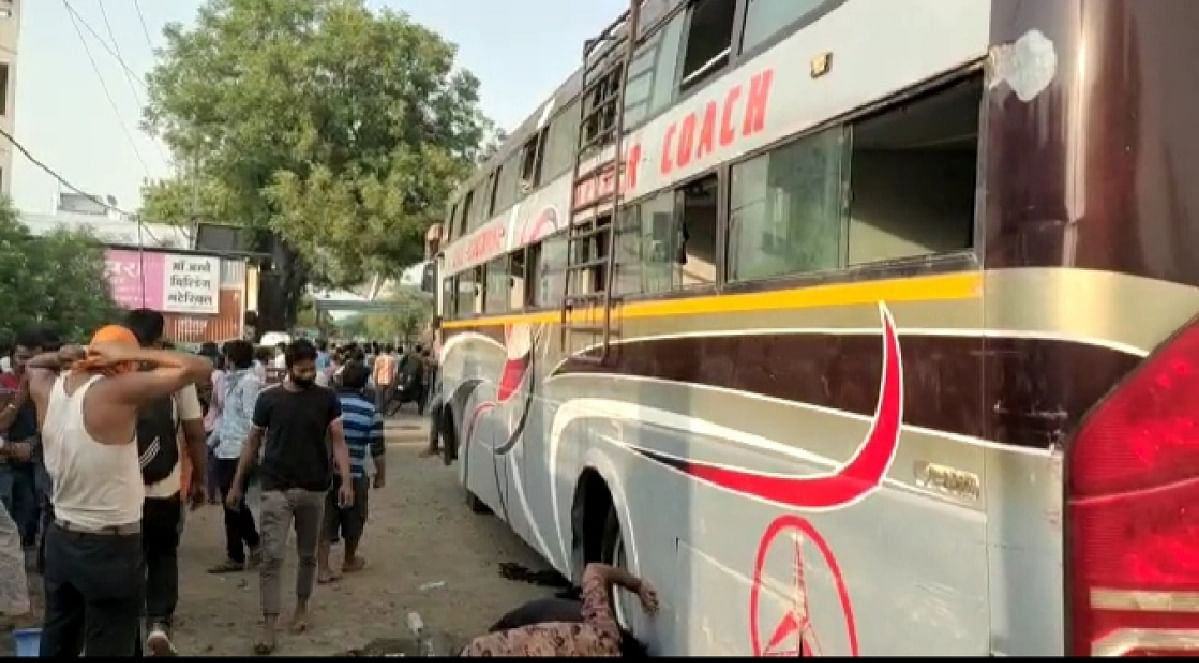 Bhopal: No relief in interstate bus operations with four states till June 7