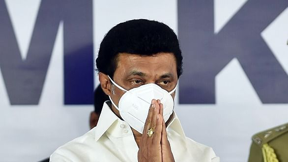 Tamil Nadu CM MK Stalin