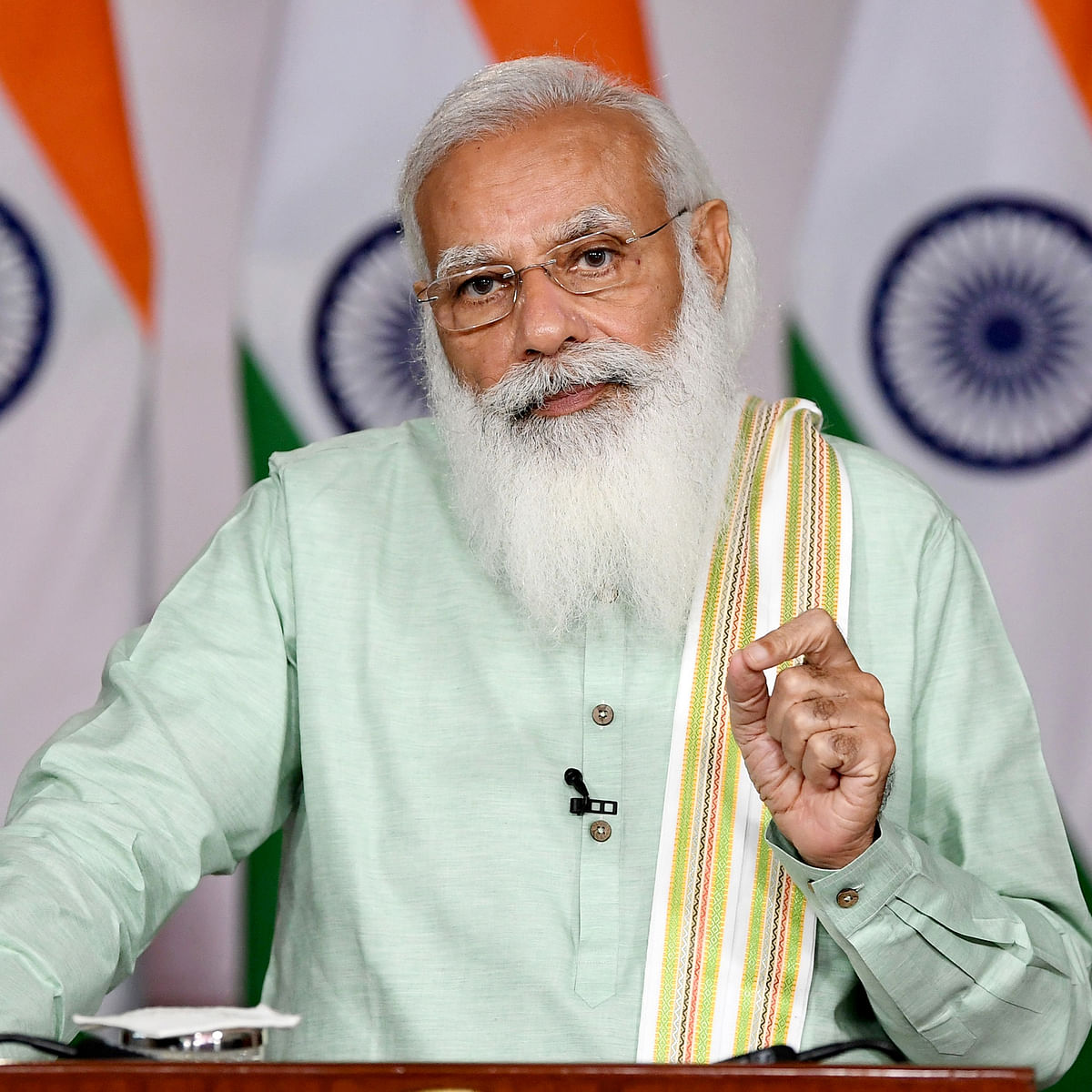 'He was an upcoming leader with much potential': PM Modi condoles demise of Rajya Sabha MP Rajeev Satav