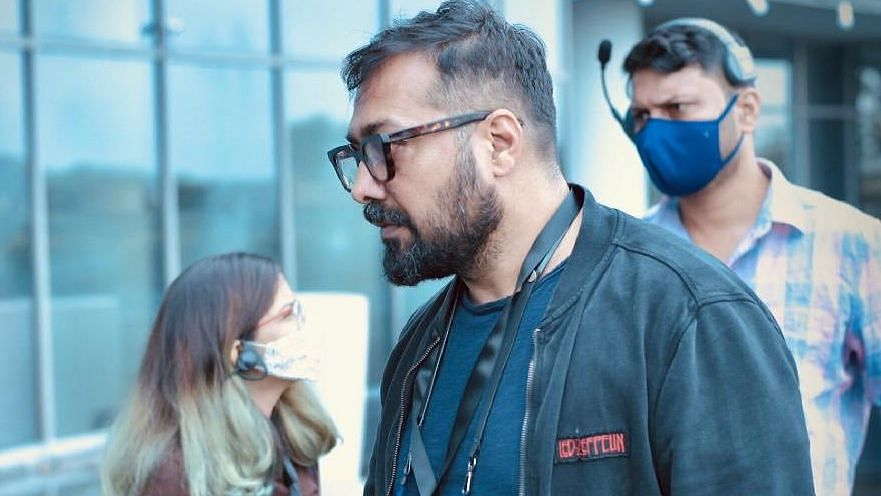 Anurag Kashyap undergoes angioplasty after mild chest pain, currently recuperating