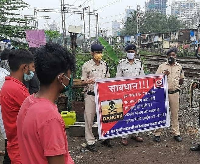 Western Railway takes major steps to control trespassing and minimise casualties