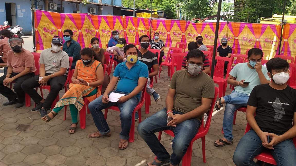 Madhya Pradesh: Dismal start; Jab job for 18+ begins but falls 3 short of a ton mark